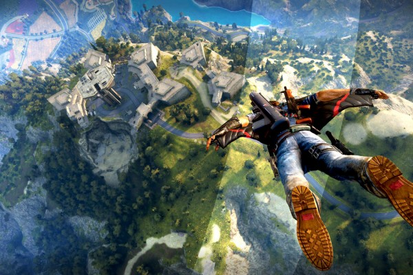 Just Cause 3: Wingsuit Experience App
