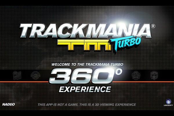 Trackmania Turbo 360° – VR Experience