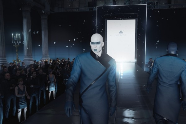 HITMAN – Sanguine Fall Fashion Show in 360/VR